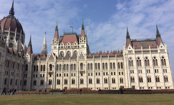 IlParlamento ungherese