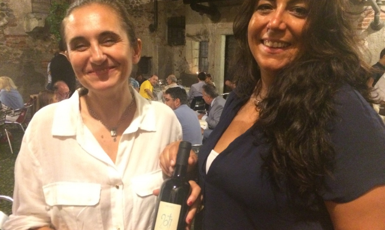 Sara Paladini e Valentina ComettodiDof Mati