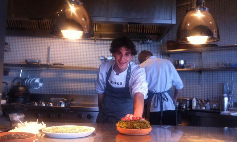 Lorenzo Dal Bo, bolognese, 22 anni non ancora comp