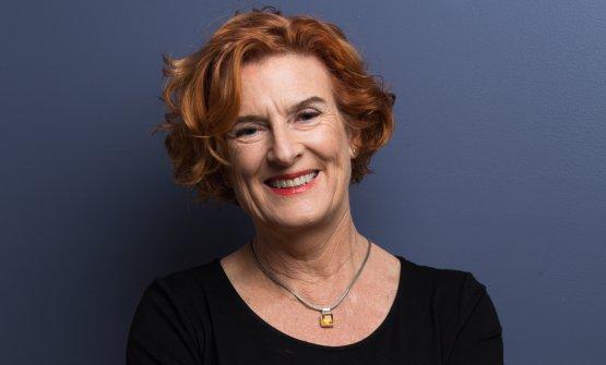 La food writer Joanna Savill, nata in Inghilterra,