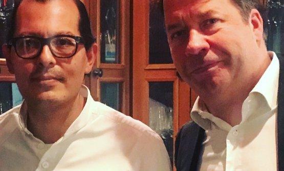 César Ramirez e Christoph Bob