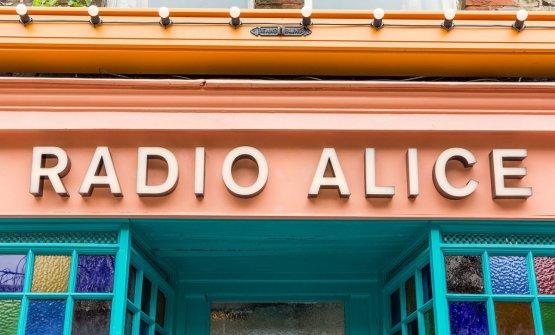 Radio Alice, la seconda insegna londinese, aperta a Clapham