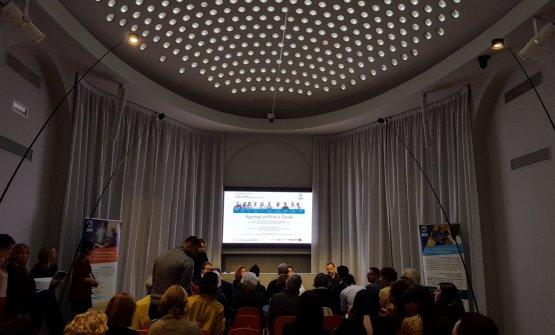 La conferenza stampa a Identità Golose Milano