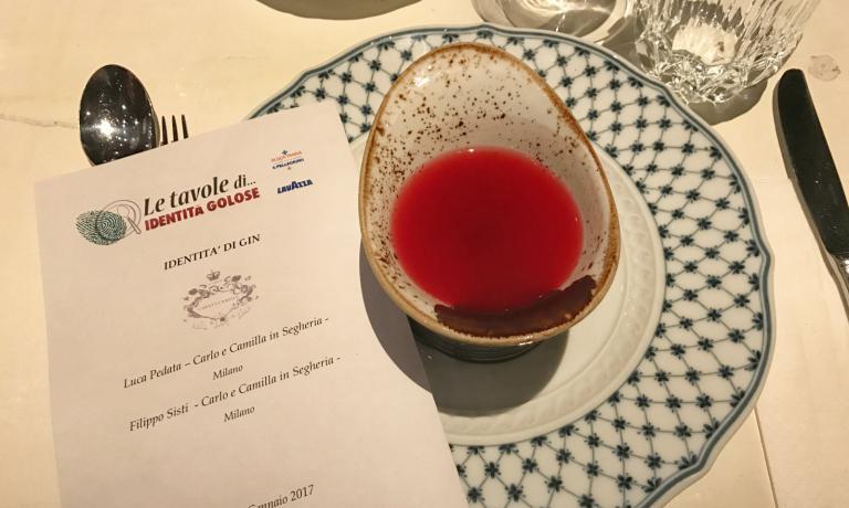 La cena di lunedì 30 gennaio da Carlo e Camilla i