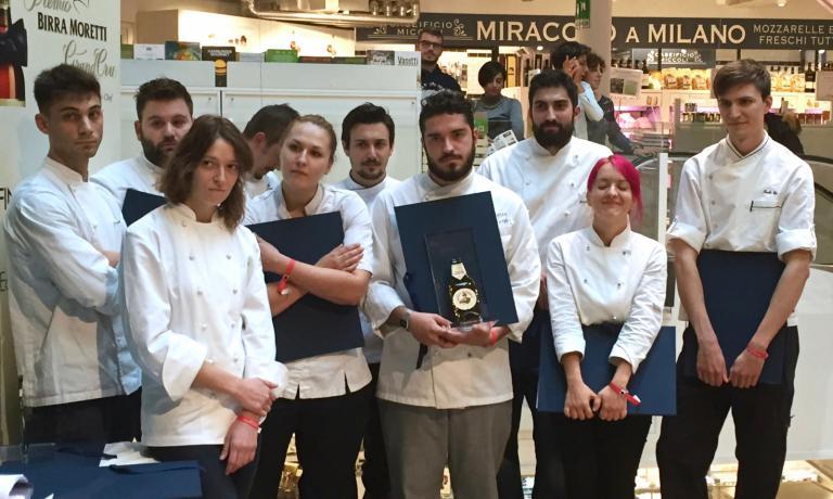 I dieci finalisti del Premio Birra Moretti Grand Cru 2015