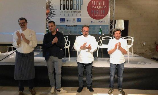 Antonio Guida, Giovanni Pizzolante, Paolo Lopriore, Antonio Zaccardi
