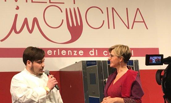 Alessandro Ruggiero - Basilikò Ristorante Pizzeria, Guastameroli (Chieti)