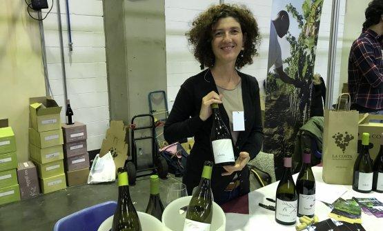 Claudia Crippa, azienda La Costa di Perego