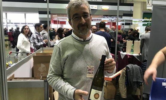 Alessandro Fanti, dal Trentino con il suo Incrocio Manzoni