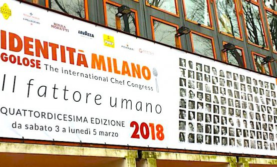 TheIdentità Milano 2018congress. The next edition, the 15th, will be on March 23rd-25th