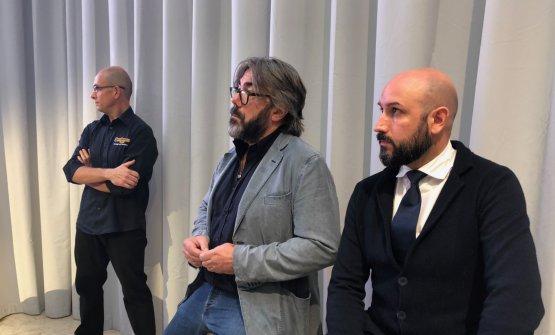 Tra Guffanti e Raugi,lo chef bretonePhilippe Léveillé,Miramonti l'Altro,Concesio (Brescia)