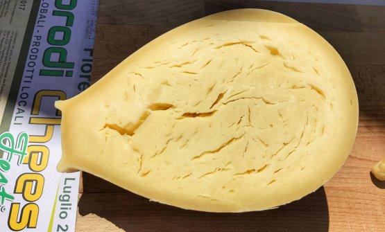 La Provola dei Nebrodi è un prodotto tipico del t