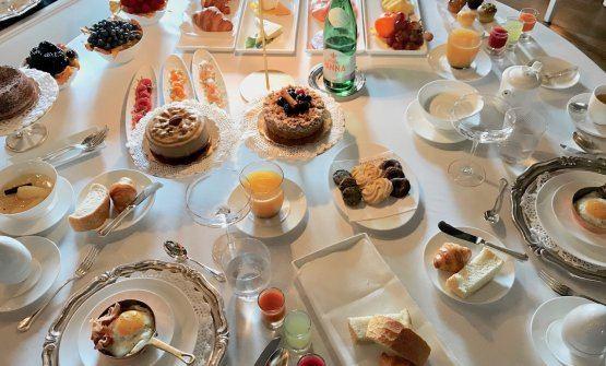 Buongiorno Da Vittorioonce everything is served