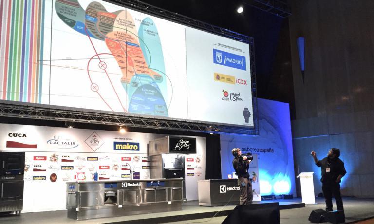 Quico Sosa, pensatore culinario tra i maggiori dell'ultimo ventennio, ha spiegato sul palco di Madrid Fusiónil concetto di postavanguardia, movimento gastronomico del quale è tra i teorizzatori. Ecco il suo intervento per Identità Golose, dopo che già lo avevamo raccontato nella nostra cronaca