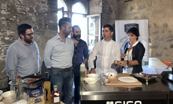 Cooking show di D'Agostino