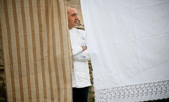 Pino Cuttaia, chef de La Madia di Licata (Agrigent