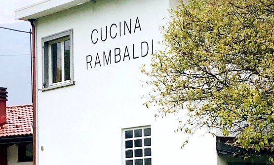 Cucina Rambaldi è il ristorante cheGiuseppe Ram