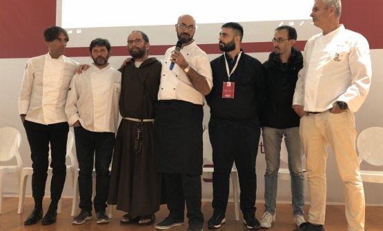 Gli chef uniti per sostenereOpera San Francesco: