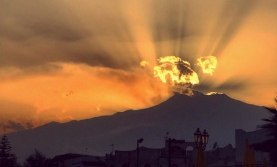 Il fascino del vulcano
