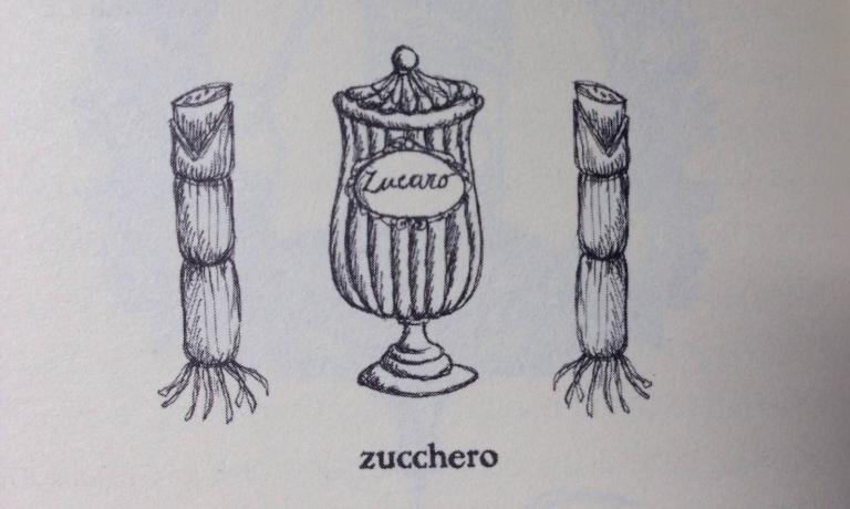 Lo zucchero...disegnato da Biscalchin