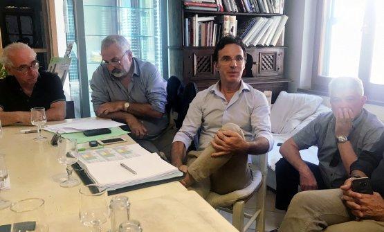L'incontro a Orosei: Giovanni Pinna, il terzo