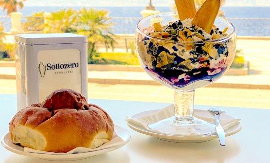 Sottozero, gran gelato a Reggio Calabria (con 54 gusti diversi!)
