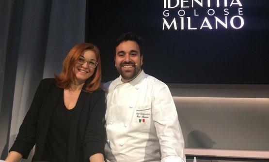 Eleonora Cozzella e Massimiliano Mascia