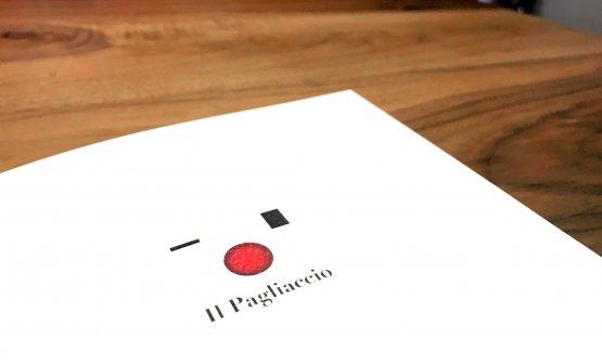 Il nuovo logo de Il Pagliaccio