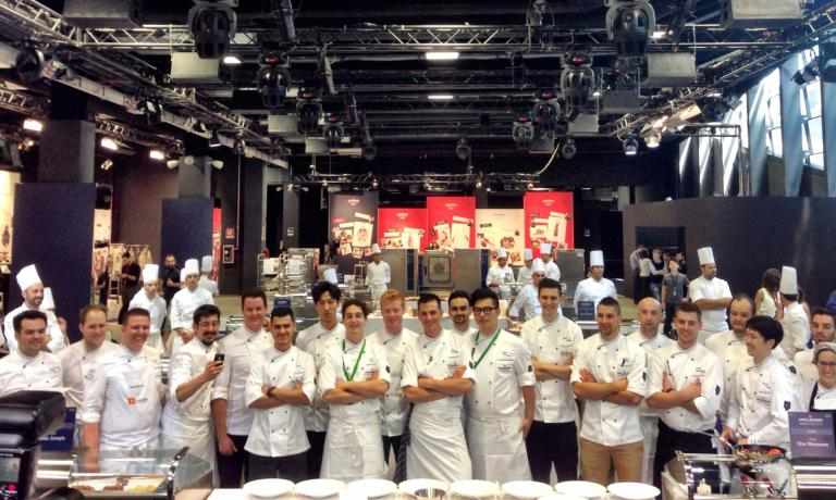 IN 20 NEL FUTURO. I 20 protagonisti della prima edizione del S.Pellegrino Young Chef of the Year ai blocchi di partenza