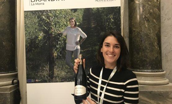 Serena Bagnasco della Agricola Brandini