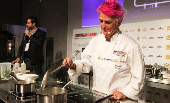 Cristina Bowerman,Glass Hostaria e Romeoa Roma