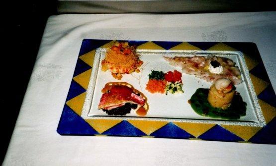 Alcuni piatti degli inizi, oggi certo superati, testimoniano quanto sia cresciuta Marta Grassi