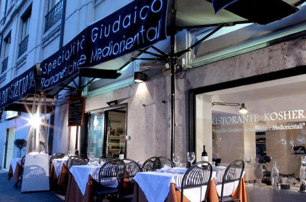 La cucina ebraica a Roma rappresenta una tradizione importantissima: la piccola catena di BaGhetto � un punto di riferimento per gli amanti del kosher
