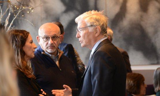 Claudio Sadler e Mario Cucci