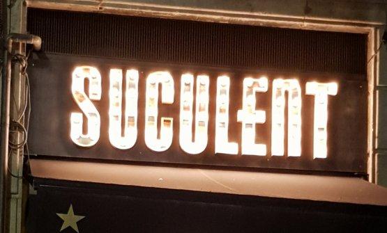Suculent, Rambla del Raval45, Barcelona. 50 euro di media,vedi il menu completo