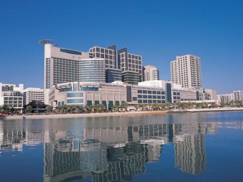 L'Intercontinental di Abu Dhabi