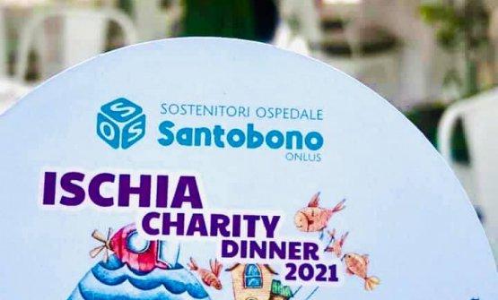 Il primo appuntamento dell'iniziativa Ischia Charity Dinner è stata ospitata dalla Tenuta C'est la Vie, a Forio d'Ischia, lo scorso21 giugno  Foto di Dayana Chiocca