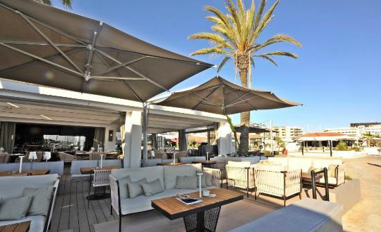 Il ristorante IT a Ibiza