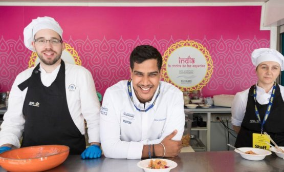 India protagonista a Gastronomika 2017. E non solo
