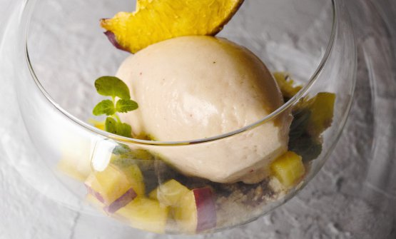 Momo, il dessert di Iyo