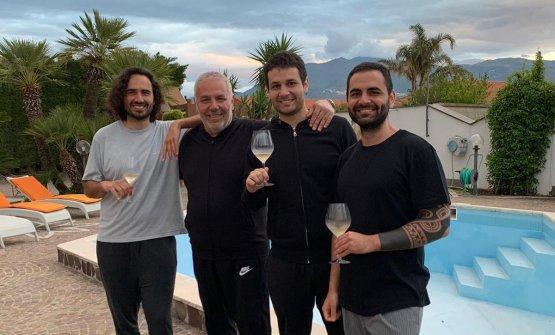 Emanuele,Michele, MaicoleValerio Izzo