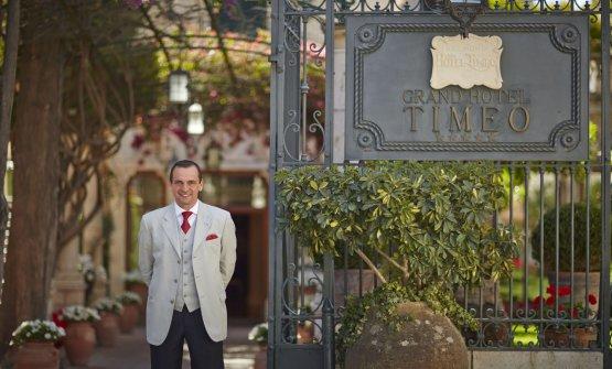 Dal Grand Hotel Timeo di Taormina a Washington per