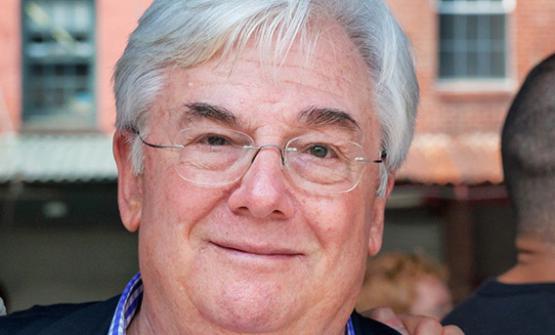 Jeffrey Steingarten (foto di Paul Wagtouicz)