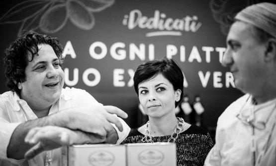Gianluca Fusto, Daniela Natale,Pasquale Torrente