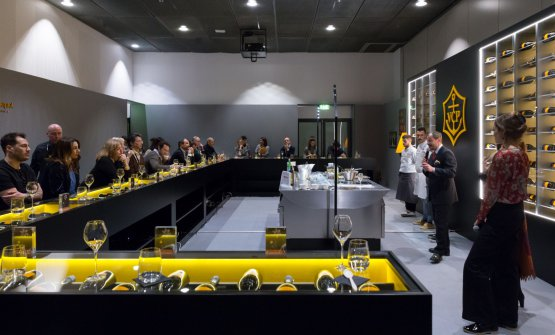 Tre giorni dedicati a La Grande Dame 2008, presentata in anteprima a Identità Milano