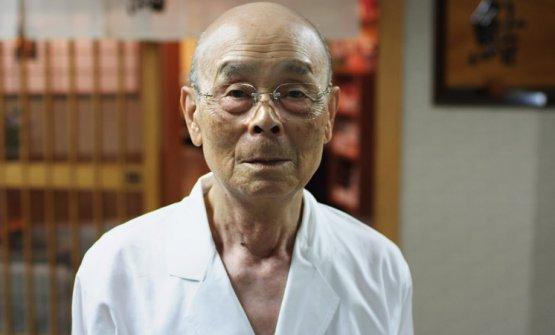 Jiro Ono, born in 1925