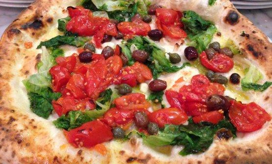La mitica pizza 50 Kalò