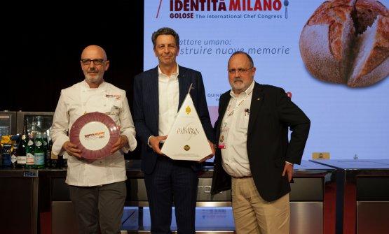 Franco Pepe, Cesare Baldrighi, Paolo Marchi
