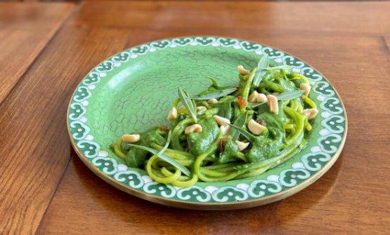 Spaghetti, carletti e noccioline di Francesco Brut