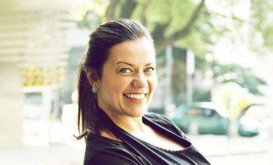 Janaina Ruedachef al timone diBar da Dona Onça, uno dei ristoranti più gettonati di San Paolo, Brasile